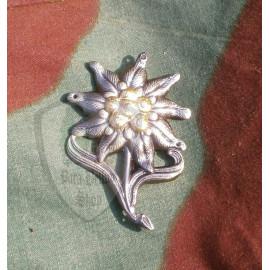 Metal edelweiss