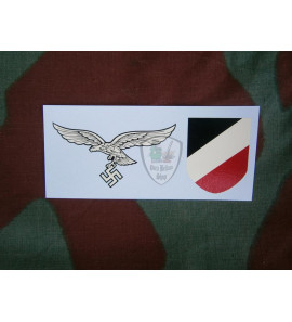 Decal Luftwaffe late