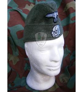 Side cap M40 Waffen SS Erel Robert Lubstein