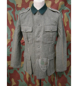 German WW2 wool M36 field jacket tunic