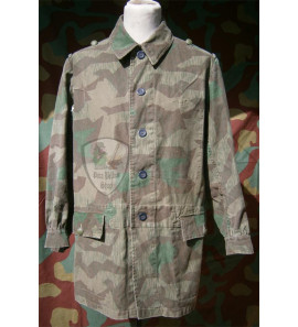 Field division splinter smock