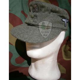 Field Cap M43 Waffen SS