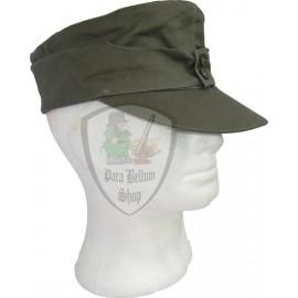 German WW2 moleskin M43 field cap Waffen SS Wehrmacht - summer cap