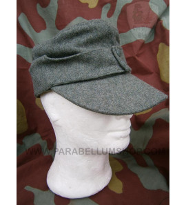 German WW2 wool M43 field cap Wehrmacht Waffen SS- Feldmutze M43 einheitsfeldmutze