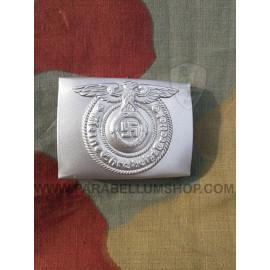 Waffen SS steel buckle