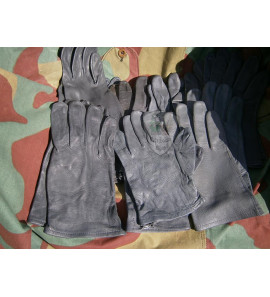 German Leather gloves WW2 style used