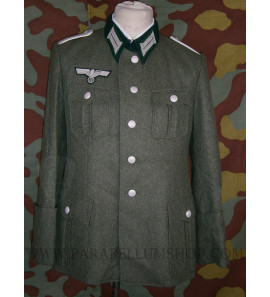 German M36 officer wool jacket (feldbluse)