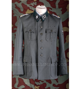 German M41 SS officer gabardine jacket