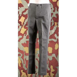 German officer gabardine trousers - Heer Waffen SS-