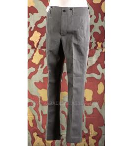 German officer gabardine trousers - Heer Waffen SS-