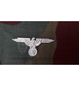 German aluminium SS cap eagle