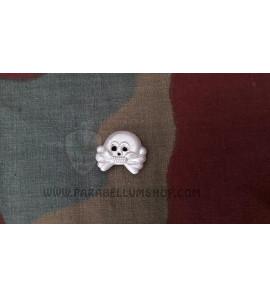 German tank aluminium skull