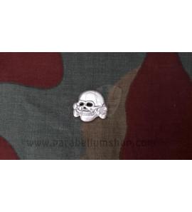 German aluminium SS cap skull