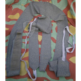 Italian WW2 grey green wool leggings