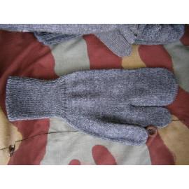 Trigger Finger wool gloves