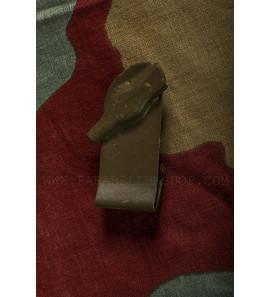 Italian M33 helmet Alpini original quill holder