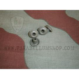 Italian M33 helmet original split pins