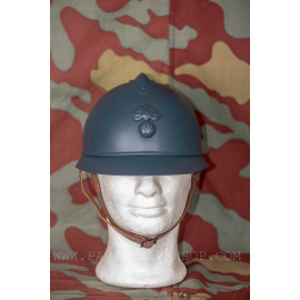 French Adrian helmet M16
