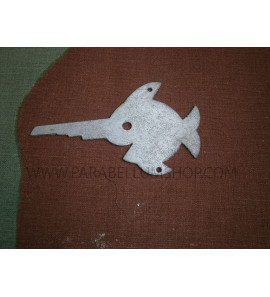 U-96 U-boot Cap badge saw fish 9.fleet
