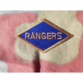 US WW2 Rangers shoulder patch