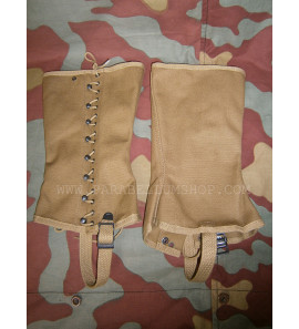US Army M1398 gaiters