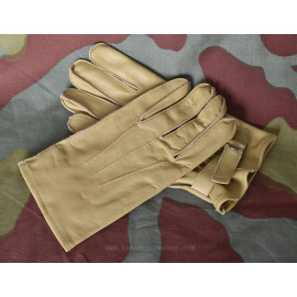 US WW2 Paratroopers Airborne leather gloves