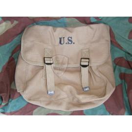 US M1936 Khaki Musette Bag