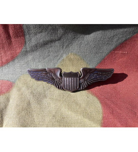USAAF Pilot Qualification Badge