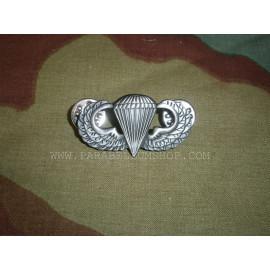US parachutist airborne badge