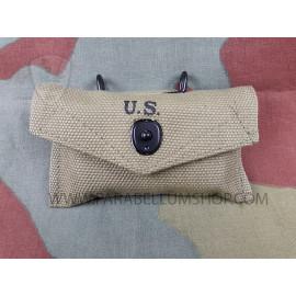 American WW2 Khaki First Aid Pouch M24