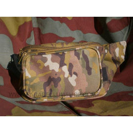 Camouflage fanny pack military