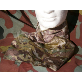 Military mesh net scarf