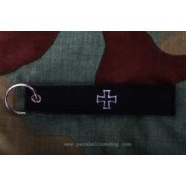 German Iron Cross key ring