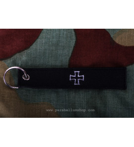 German Iron Cross key ring