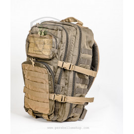 US Assault Pack small Ranger 20 LT 42x20x25 cm green coyote